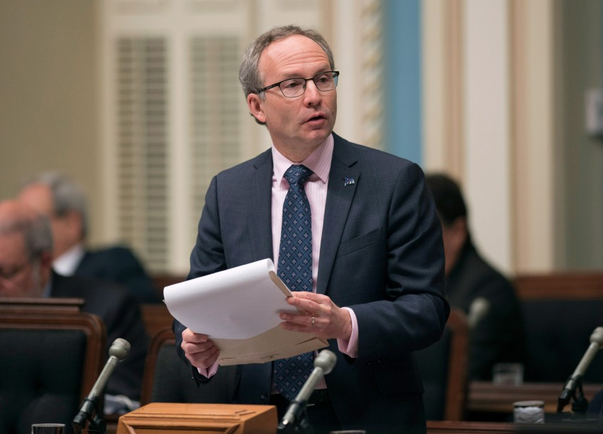 L'auteur demande au président du Conseil du trésor... (PHOTO JACQUES BOISSINOT, ARCHIVES LA PRESSE CANADIENNE)