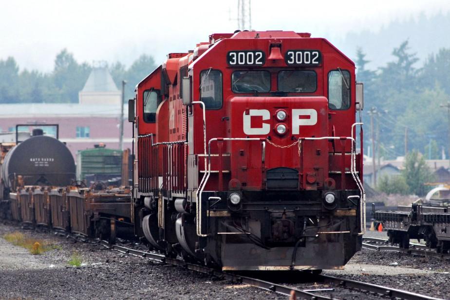 Le tribunal a confirmé que le CP avait... (PHOTO DON MACKINNON, ARCHIVES BLOOMBERG)