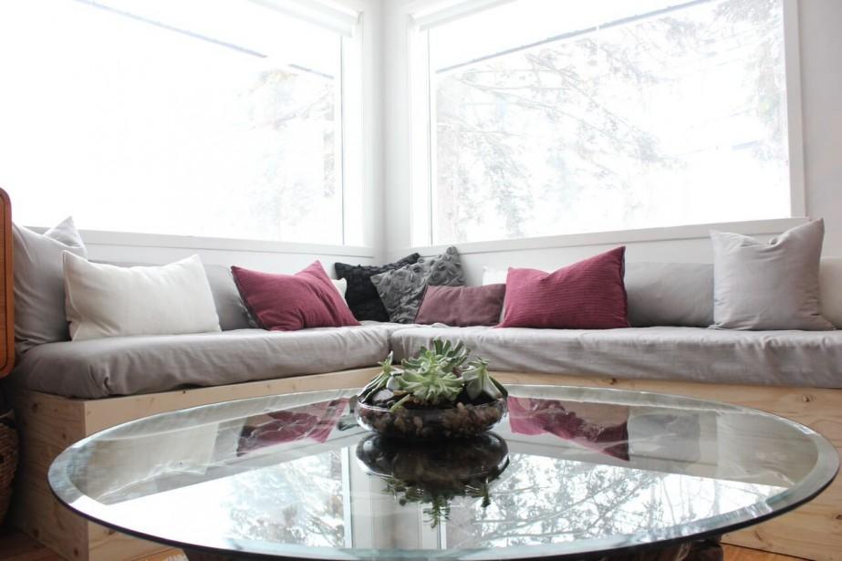 Comment créer un décor chaleureux où se... (Photo fournie par Marie-Eve Best)