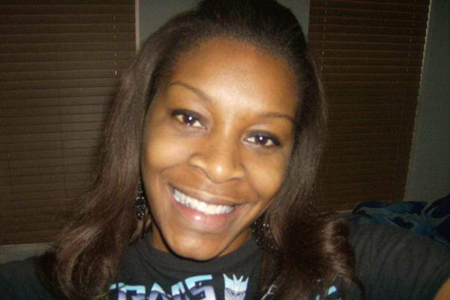 Sandra Bland... (Photo fournie à l'AP)