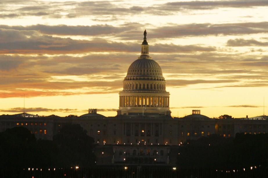C'est la première fois que les Républicains réussissent,... (Photo Robyn BECK, archives AFP)