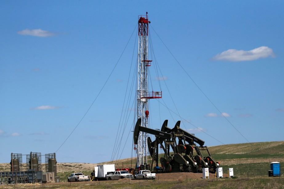 Les cours du pétrole ont terminé en très légère baisse... (PHOTO ARCHIVES AP)
