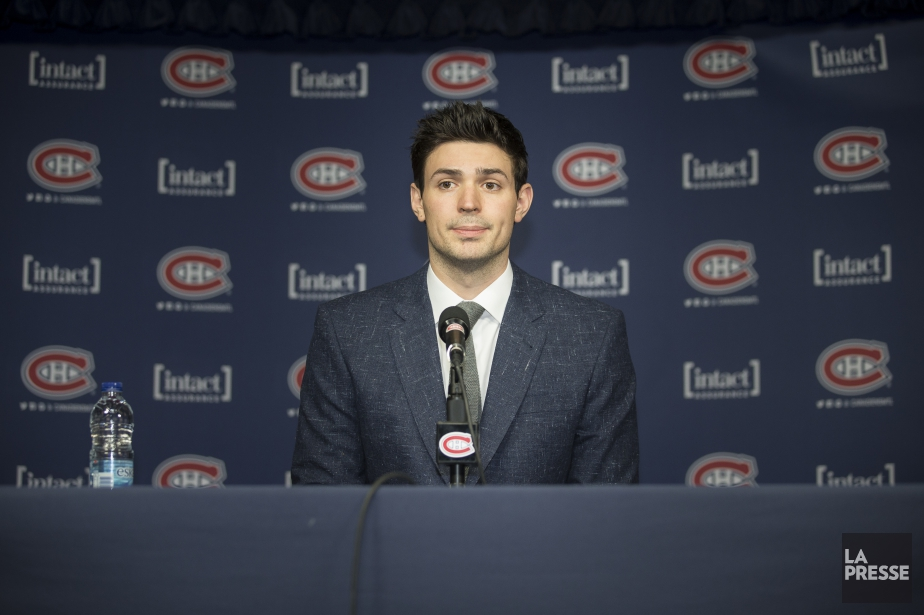 Carey Price... (PHOTO OLIVIER PONTBRIAND, LA PRESSE)