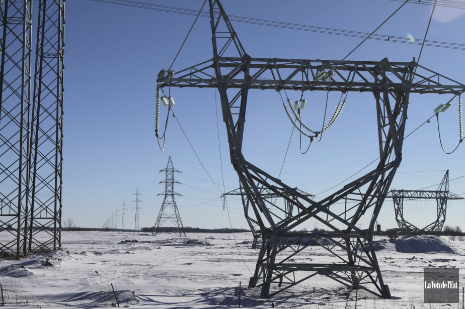 Trois entreprises québécoises décrochent des contrats d'une valeur... (PHOTO STÉPHANE CHAMPAGNE, ARCHIVES LA VOIX DE L'EST)