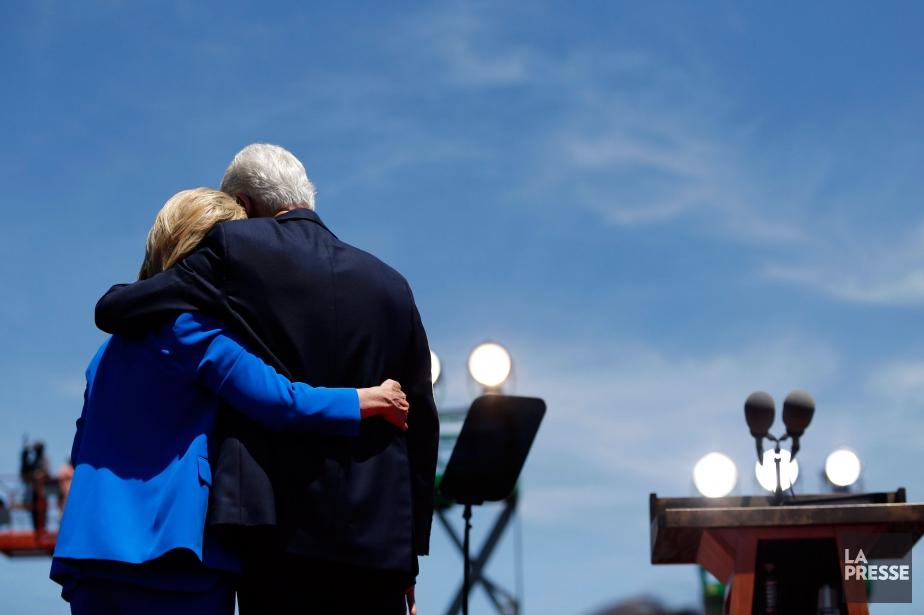 Hillary Clinton, candidate à l'investiture démocrate, doit encore... (PHOTO JULIO CORTEZ, ARCHIVES AP)