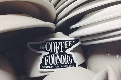 The Coffee Foundry offre des remplissages de thé... (Photo tirée du site internet de The Coffee Foundry)