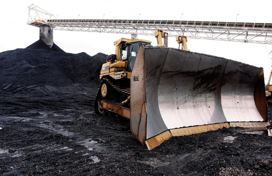 Peabody Energy, le plus gros producteur de charbon aux... (Photo archives AP)