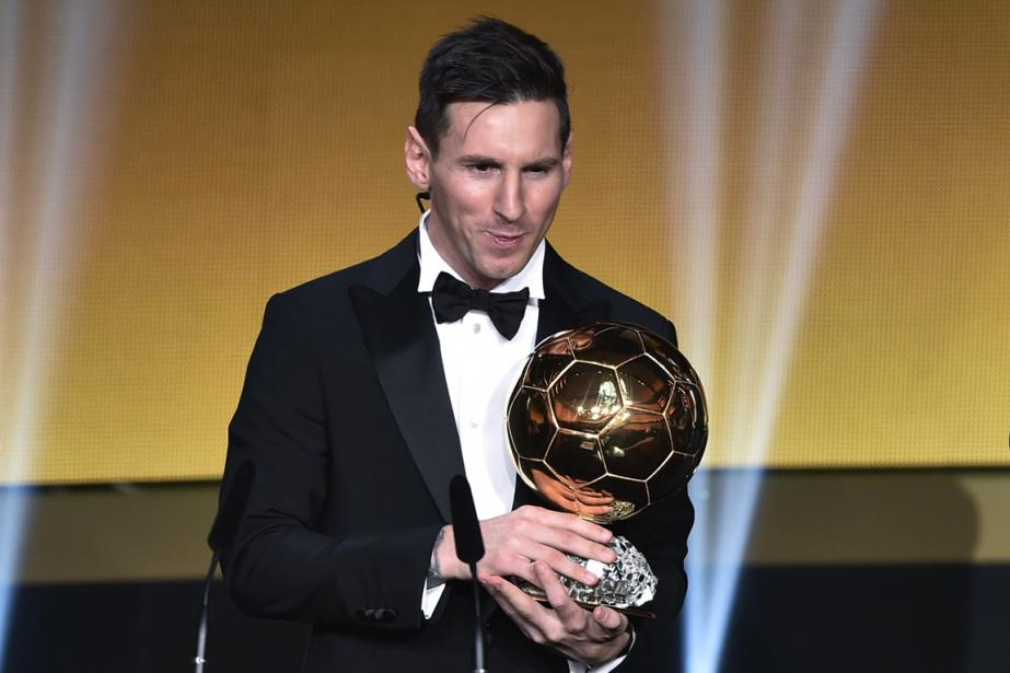 Lionel Messi a marqué53 buts en 2015, toutes... (Photo Fabrice Coffrini, AFP)