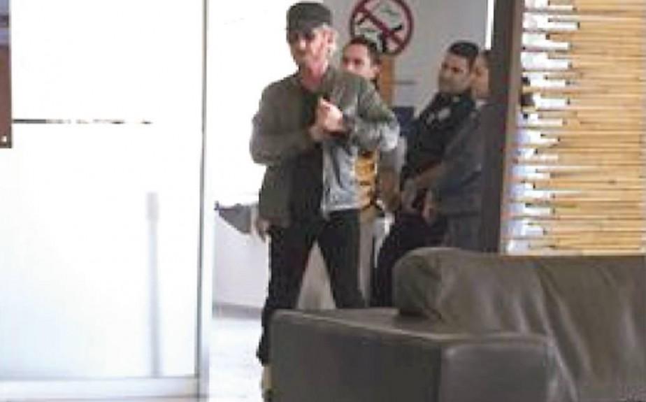 Sean Penn surveillé par les autorités mexicaines
