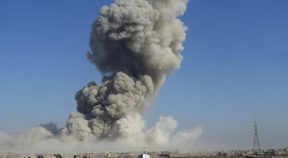 «Les pertes récentes du groupe État islamique en... (PHOTO ARCHIVES REUTERS)
