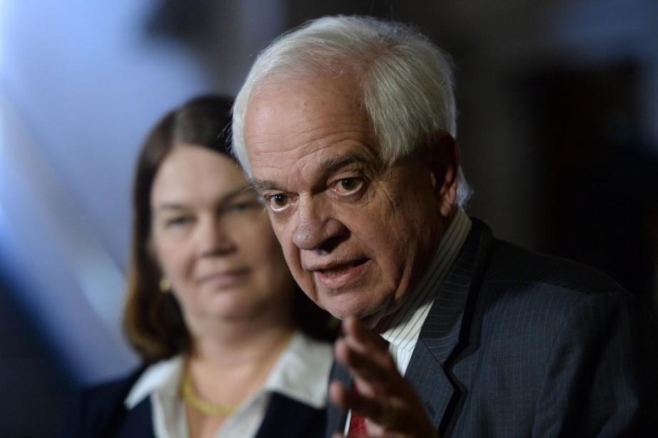 Le ministre fédéral de l'Immigration, John McCallum.... (Photo Sean Kilpatrick, La Presse Canadienne)