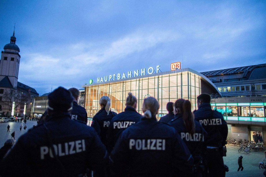 «Pour le ministre de la Justice allemand, de... (PHOTO MAJA HITIJ, AGENCE FRANCE-PRESSE)