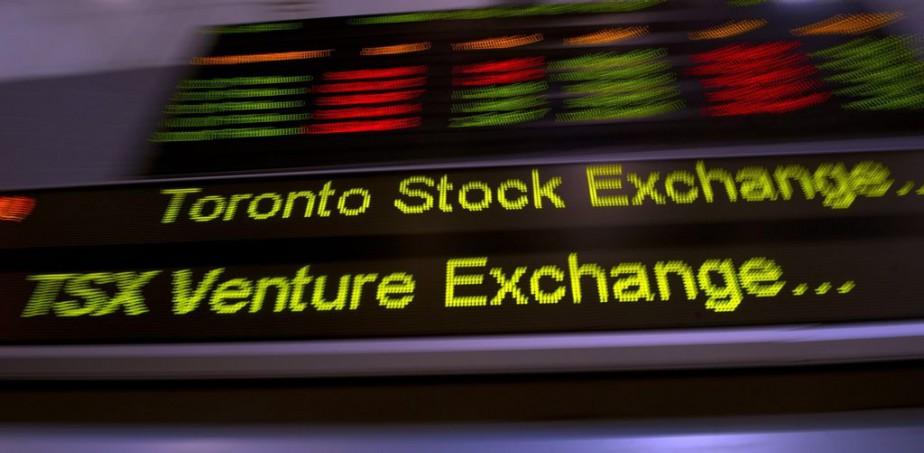 La Bourse de Toronto a clôturé en hausse mardi, stimulée par... (PC, Frank Gunn)