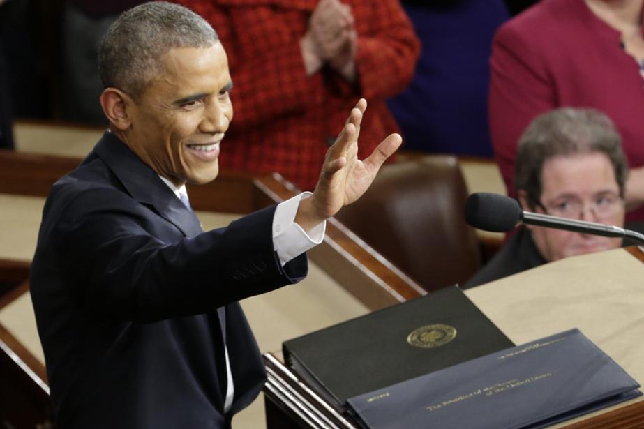 Barack Obama... (PHOTOPABLO MARTINEZ MONSIVAIS, ARCHIVES ASSOCIATED PRESS)