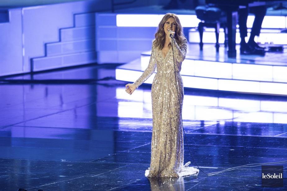 Céline Dion... (PHOTO ARCHIVES LE SOLEIL)