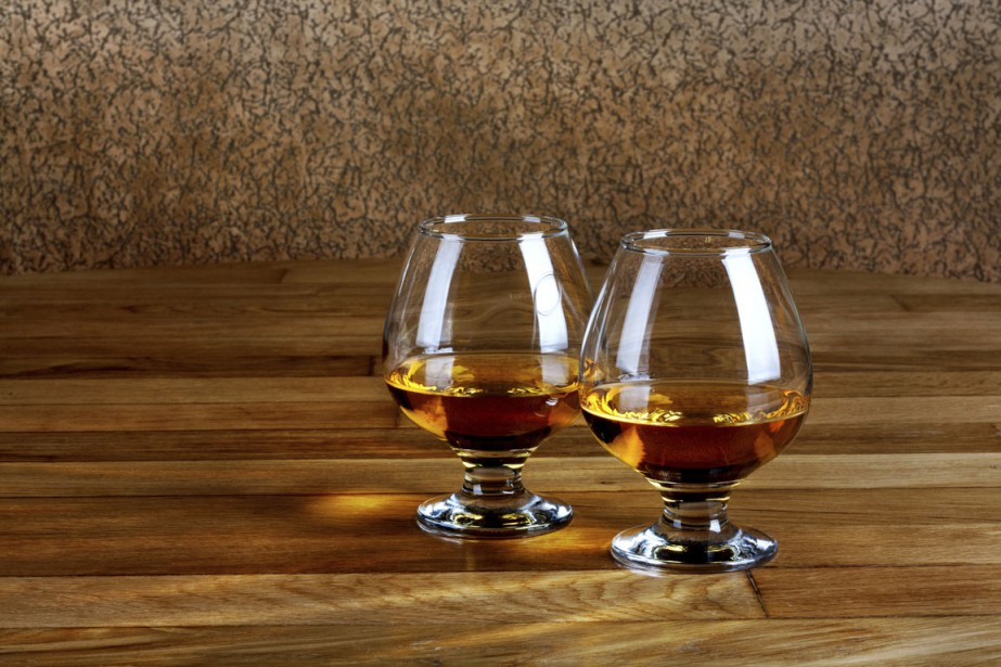 Un cognac XO (Extra Old) vendu 19,99 euros (31 $) dans... (PHOTO THINKSTOCK)