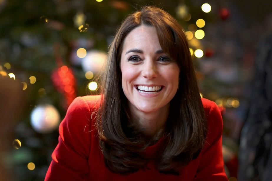 Kate Middleton sera à la barre duHuffington Post... (PHOTO CHRIS JACKSON, ARCHIVES REUTERS)