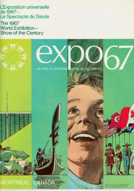 Expo 67 (Archives Le Soleil)