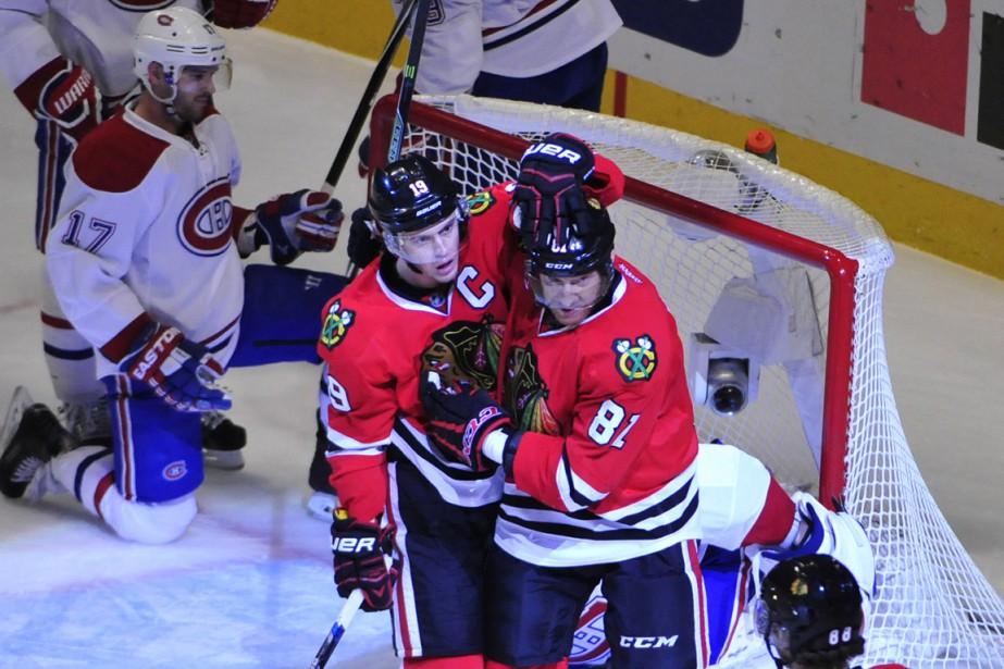Le Canadien avait un gros défi devant lui avec des... (Photo USA Today Sports)