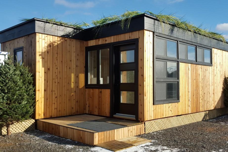 miniexpo de minimaisons vaudreuil carole thibaudeau maison. Black Bedroom Furniture Sets. Home Design Ideas