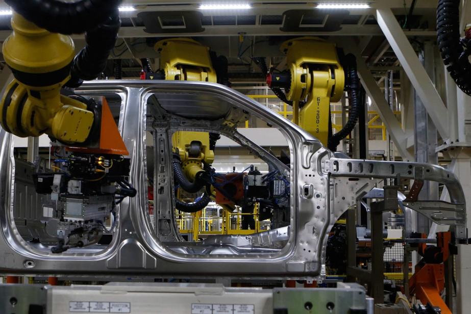 Huit ans après l'effondrement de l'industrie nord-américaine, le... (PhotoRebecca Cook, Reuters)