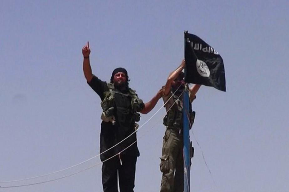 Le groupe djihadiste État islamique (EI) a annoncé qu'il... (Photo archives AFP)