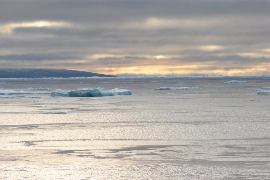 Les océans se sont fortement réchauffés depuis 1997,... (Archives AFP, Clément Sabourin)