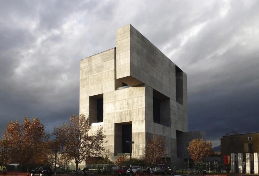 L'Innovation Center de Santiago, au Chili, créé par Alejandro Aravena et Juan Cerda (AP, Nina Vidic)