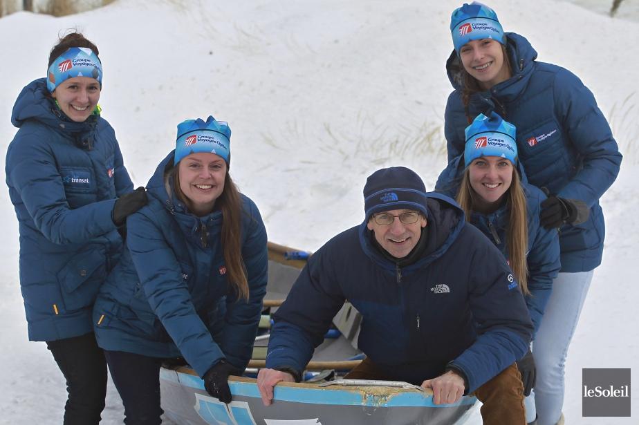 Le canot à glace, beaucoup plus que le Carnaval | Olivier Bossé | Autres sports