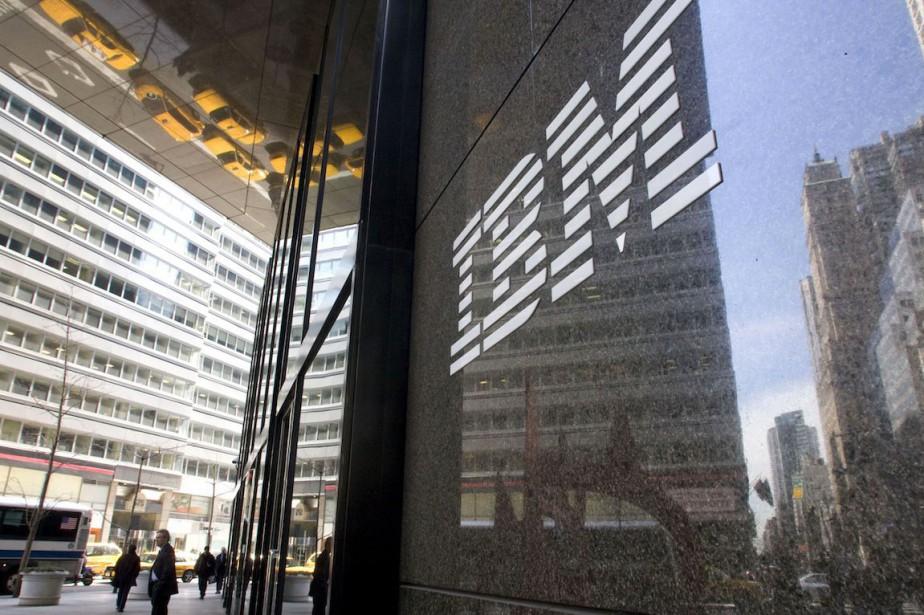 IBM tente depuis plusieurs années de moderniser et... (Photo Jin Lee, Archives Bloomberg News)