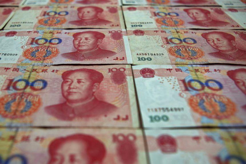 Le yuan évolue à des plus bas depuis... (PHOTO PETAR KUJUNDZIC, ARCHIVES REUTERS)