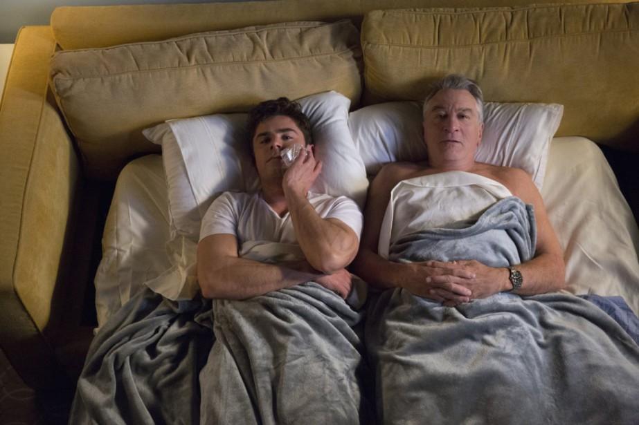 Avec Zac Efron et Robert De Niro,Dirty Grandparaconte... (PHOTO FOURNIE PAR VVS FILMS)
