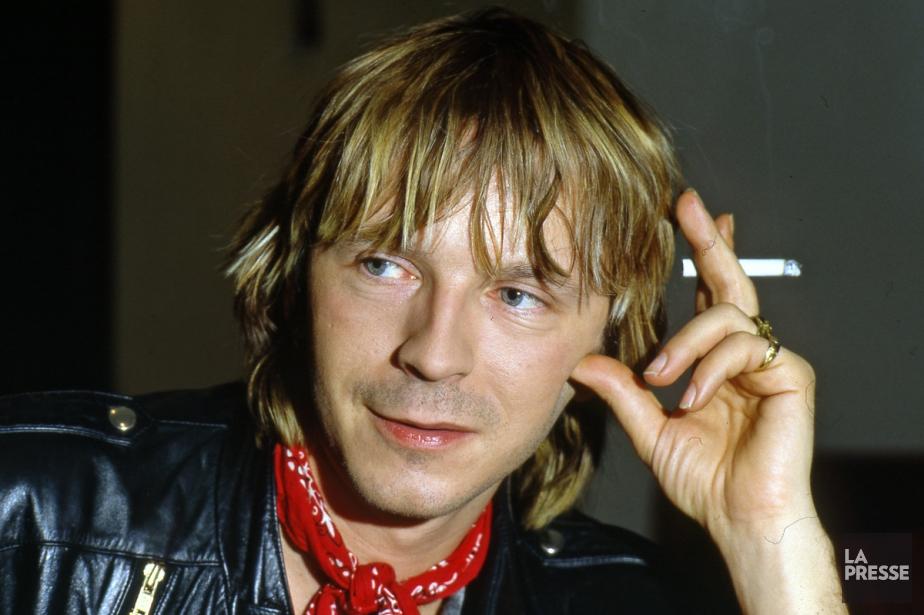 Renaud en janvier 1986.... (PHOTO ARMAND TROTTIER, ARCHIVES LA PRESSE)