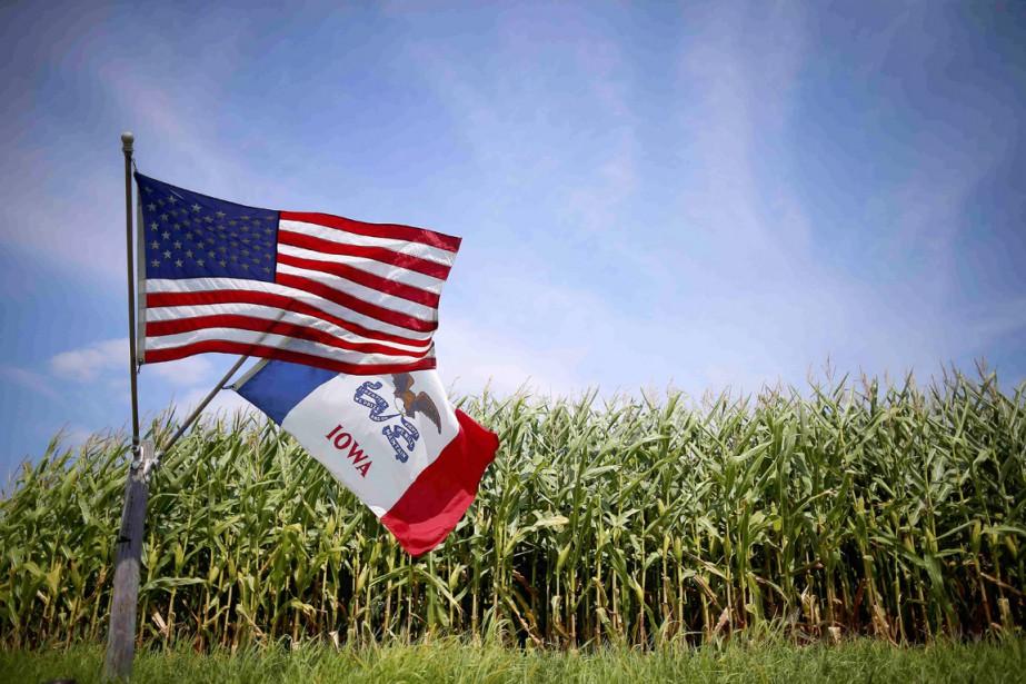Dans l'Iowa ce n'est pas le nombre de... (PHOTO JIM YOUNG, REUTERS)