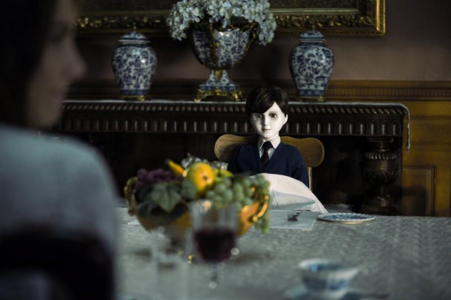 Dans The Boy,une poupée de porcelaine grandeur nature... (PHOTO FOURNIE PAR STX ENTERTAINMENT)