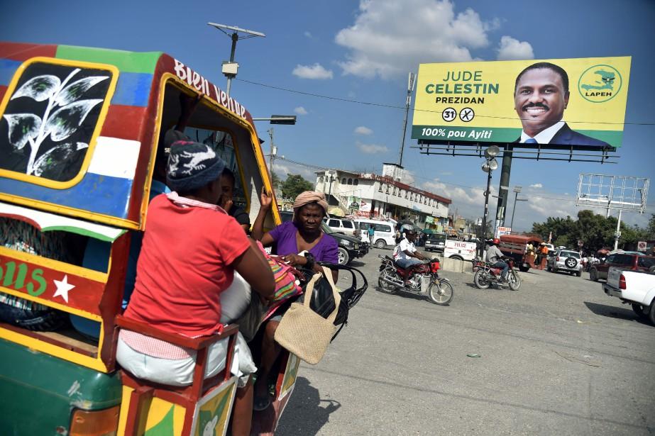 Au premier tour du scrutin présidentiel le 25... (PHOTO HECTOR RETAMAL, AFP)