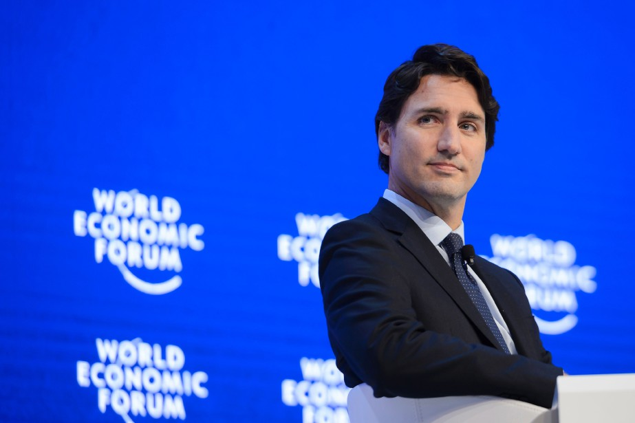 Boucar Diouf croit que Justin Trudeau représente une... (Photo Fabrice Coffrini, Agence France-Presse)