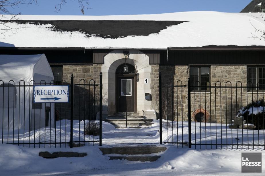 La maison de désintoxication doit plus de 262000$... (PHOTO DAVID BOILY, LA PRESSE)
