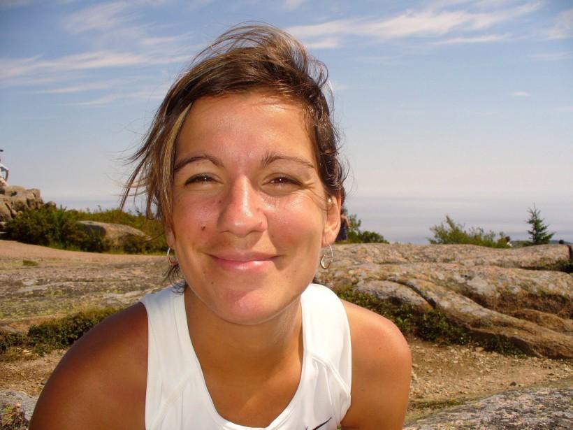 Maude Carrier, une des six victimes québécoises de... (PHOTO TIRÉE DE FACEBOOK)