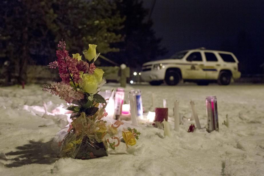 Les policiers ignorent toujours les motifs du tueur.... (Photo Jason Franson, La Presse Canadienne)