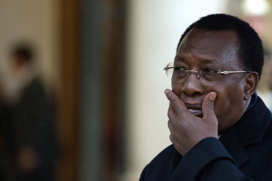 En fonction depuis 1990, Idriss Deby Itno avait...