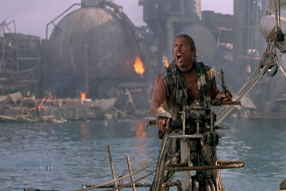 Waterworld, sorti en 1995,a constitué le début de...