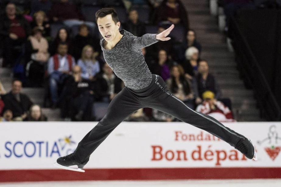 Patrick Chan... (Photo Darren Calabrese, PC)