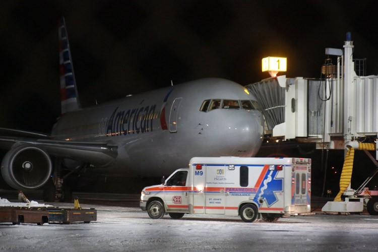 L'avion transportait 192 passagers et 11 membres d'équipage.... (PHOTO PC)
