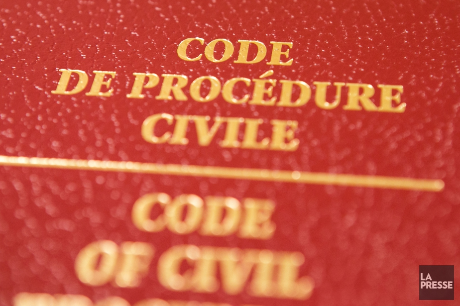 Si le nouveau Code de procédure... (PHOTO HUGO-SÉBASTIEN AUBERT, LA PRESSE)