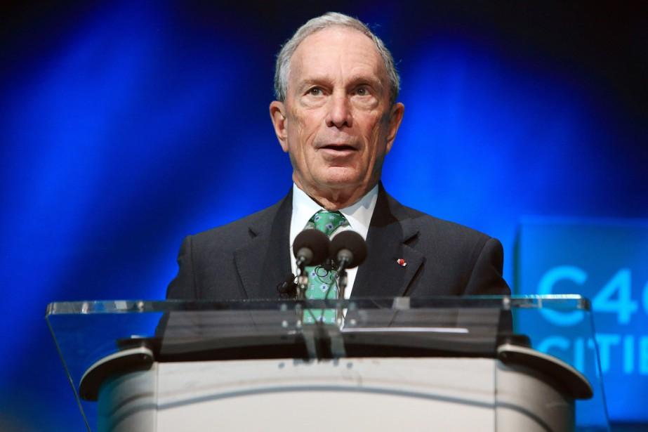 Personnalité politique atypique, Michael Bloomberg est proche de... (PHOTO THIBAULT CAMUS, ARCHIVES AP)