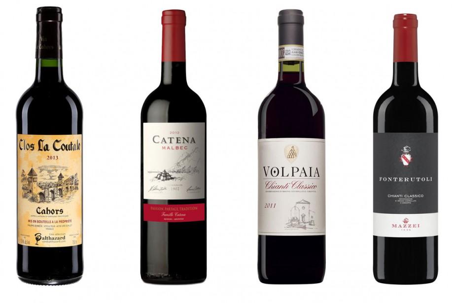 Le monde du vin a son jargon. Parfois très utile... (PHOTOS FOURNIES PAR LA SAQ)