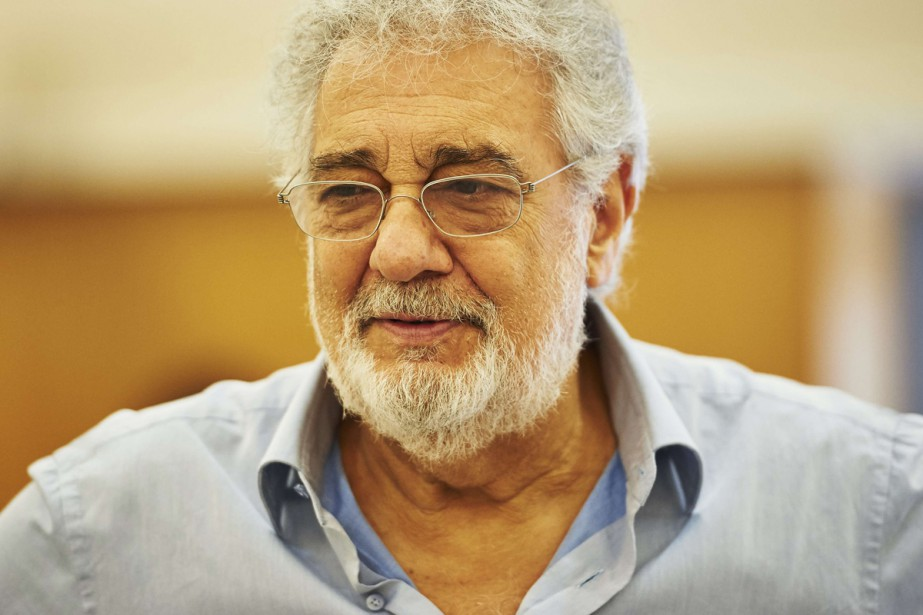 Placido Domingo... (PHOTO ARCHIVES AFP)