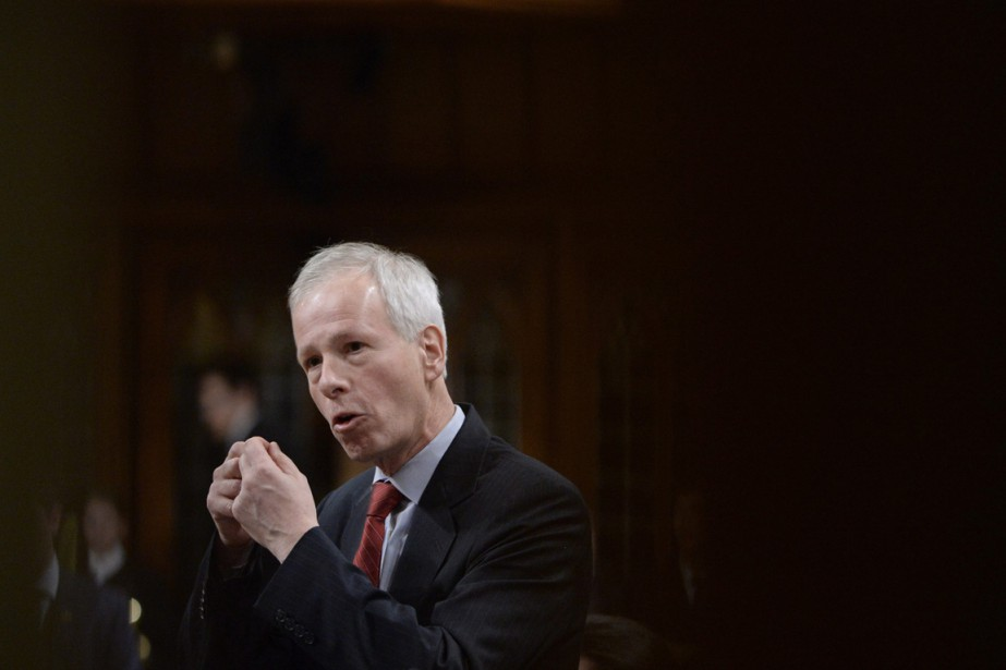 Stéphane Dion.... (Photo La Presse Canadienne)