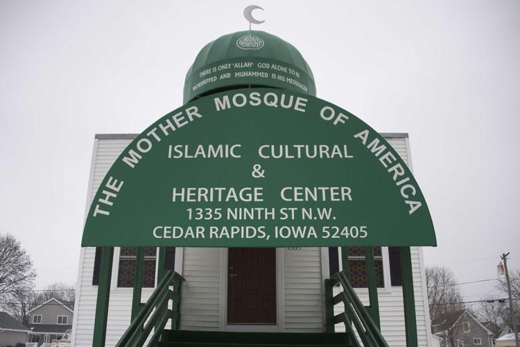 La «Mosquée mère» est située dans un quartier... (PHOTO AFP)